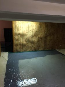 Commercial Restoration Flood