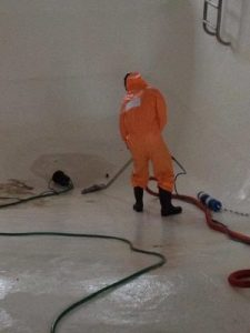 Commercial Water Extraction And Mold Cleanup Services